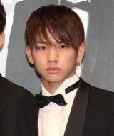 舞台『熱海殺人事件 LAST GENERATION46』制作発表会に出席したlolの佐藤友祐 (C)ORICON NewS inc.