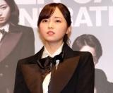 舞台『熱海殺人事件 LAST GENERATION46』制作発表会に出席した今泉佑唯 (C)ORICON NewS inc.
