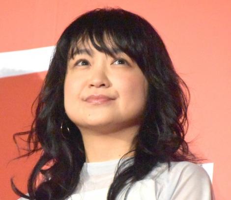 映画『半世界』舞台あいさつ付き先行上映会に出席した池脇千鶴 (C)ORICON NewS inc.