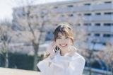 『JJ』の専属モデルに決定した日向坂46・高本彩花