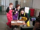 オトコ磨きバラエティ『超特急のハガメン!mini6番外編』に出演する超特急(左から)ユーキ、リョウガ、ユースケ