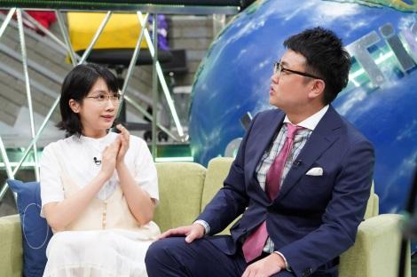 15日放送のバラエティー番組『全力!脱力タイムズ』の模様(C)フジテレビ