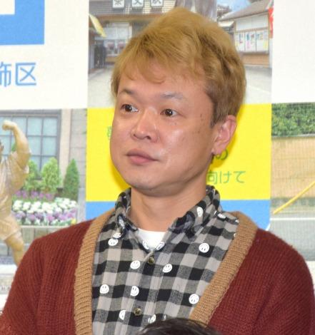 映画『この街と私』の制作発表会見に参加したバッドボーイズ清人 (C)ORICON NewS inc.