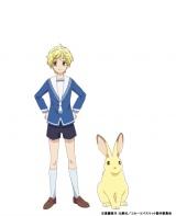キャラクター設定画 (C)高屋奈月・白泉社/フルーツバスケット製作委員会