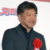 『第73回毎日映画コンクール』の表彰式に出席した是枝裕和監督 (C)ORICON NewS inc.