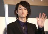 『映画刀剣乱舞』の初日舞台あいさつに出席した和田雅成(C)Deview