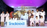 「Indeed」×『ONE PIECE』コラボCMイベントの模様 (C)ORICON NewS inc.