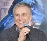 映画『アリータ:バトル・エンジェル』のイベント『究極のクリエイターズセッションwithキズナアイ』に出席したクリストフ・ヴァルツ (C)ORICON NewS inc.