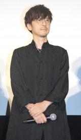 劇場版『えいがのおそ松さん』完成披露舞台あいさつに出席した櫻井孝宏 (C)ORICON NewS inc.