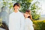 結婚を報告した(左から)高橋祐治選手、高城亜樹