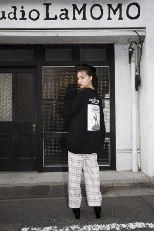 サムネイル NMB48村瀬紗英がプロデュースするアパレルブランド「ANDGEEBEEE」がラフォーレ原宿出店へ