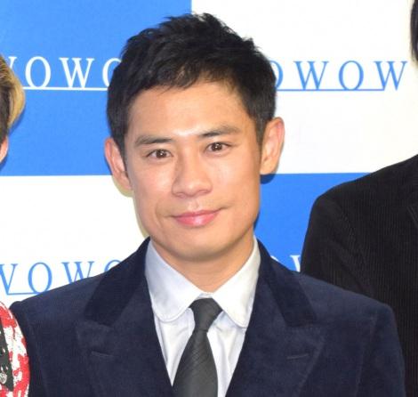 WOWOWプライム『ドラマW 今日、帰ります。』トークイベントに出席した伊藤淳史 (C)ORICON NewS inc.