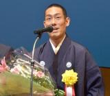 『江戸まち たいとう芸楽祭』クロージングイベントに出席した中村勘九郎 (C)ORICON NewS inc.