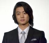 映画『コーヒーが冷めないうちに』初日舞台あいさつに登壇した伊藤健太郎 (C)ORICON NewS inc.