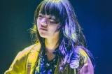 全18曲をギター1本で弾き語りしたあいみょん Photo by 鈴木友莉、永峰拓也
