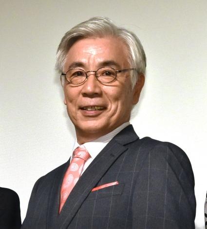 映画『ソローキンの見た 桜』完成披露舞台あいさつに出席したイッセー尾形 (C)ORICON NewS inc.