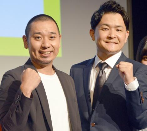 千鳥のツッコミ光る『相席食堂』 ギャラクシー賞月間賞 (C)ORICON NewS inc.