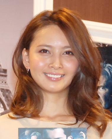サムネイル 第2子出産を報告した加藤夏希 (C)ORICON NewS inc.
