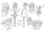 劇場版『ONE PIECE STAMPEDE』に登場するブエナ・フェスタ原作者設定画(C)尾田栄一郎/2019「ワンピース」製作委員会