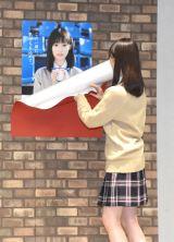 ポスターをお披露目 (C)ORICON NewS inc.
