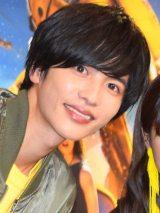 映画『バンブルビー』(3月22日公開)の公開アフレコに参加した志尊淳 (C)ORICON NewS inc.
