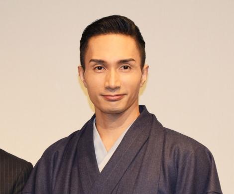 『未来の日本酒プロジェクト』の事業発表会に出席した橘ケンチ (C)ORICON NewS inc.