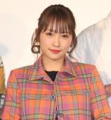 『スニーカーベストドレッサー賞 2019』授賞式に出席した川栄李奈 (C)ORICON NewS inc.