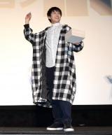 映画「ジャンクション29」完成披露舞台あいさつに出席した小林豊 (C)ORICON NewS inc.