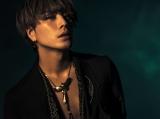 登坂広臣のソロ新曲「BLUE SAPPHIRE」アーティスト写真