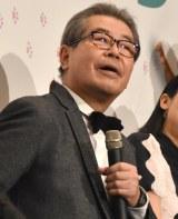 映画『ねことじいちゃん』初日舞台あいさつに登壇した立川志の輔 (C)ORICON NewS inc.