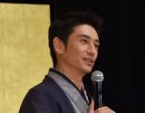映画『翔んで埼玉』初日舞台あいさつに登壇した伊勢谷友介 (C)ORICON NewS inc.