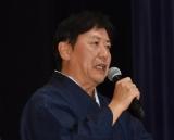 映画『翔んで埼玉』初日舞台あいさつに登壇した武内英樹監督 (C)ORICON NewS inc.