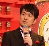 『新しい「本麒麟」』の完成披露会に出席した土田晃之 (C)ORICON NewS inc.