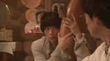 Eテレ『オリガミの魔女と博士の四角い時間』2月23日放送回にうさ耳をつけた中村倫也が登場(C)NHK