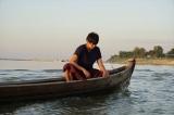 ミャンマーの子どもたちに囲まれる竹内涼真(C)MBS