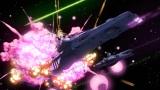 『機動戦士ガンダム THE ORIGIN 前夜 赤い彗星』の場面カット (C)創通・サンライズ