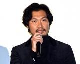 青木崇高=映画『サムライマラソン』の公開記念舞台あいさつ (C)ORICON NewS inc.