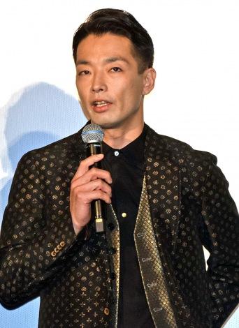 森山未來=映画『サムライマラソン』の公開記念舞台あいさつ (C)ORICON NewS inc.
