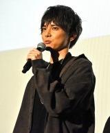 BOYS AND MENの水野勝=映画『ジャンクション29』公開記念舞台あいさつ (C)ORICON NewS inc.