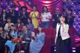 2月24日放送、テレビ東京系『平成ヒットソングス!〜次の年号に持っていきたい名曲SP〜』で「きっと愛がある」を披露する西田ひかる(C)テレビ東京