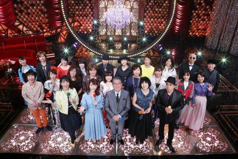 2月24日放送、テレビ東京系『平成ヒットソングス!〜次の年号に持っていきたい名曲SP〜』あまりテレビで見られないアーティストが大集合(C)テレビ東京