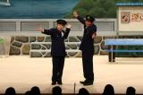 『COOL JAPAN PARK OSAKA』こけら落とし公演で亡き師匠との思い出を笑いに変えた明石家さんま(C)ABCテレビ/吉本興業