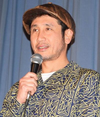 映画『半世界』舞台あいさつに出席した渋川清彦 (C)ORICON NewS inc.