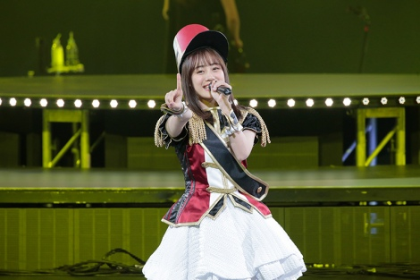 『TOKYO MX presents「BanG Drream!7th☆LIVE」』のDAY2「Genesis」に登場した伊藤美来(C)BanG Dream! Project
