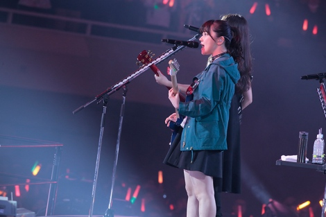 『TOKYO MX presents「BanG Drream!7th☆LIVE」』のDAY2「Genesis」に登場した三澤紗千香(C)BanG Dream! Project