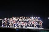 卒業コンサート『7th YEAR BIRTHDAY LIVE - Day4- 〜西野七瀬卒業コンサート〜 』で歌唱する乃木坂46