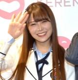 『KEREN(ケレン)』初日を観劇したNMB48・白間美瑠 (C)ORICON NewS inc.