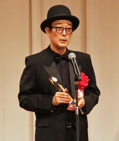 『第28回 東京スポーツ映画大賞』授賞式に出席したリリー・フランキー (C)ORICON NewS inc.