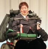 『第19回ビートたけしのエンターテイメント賞』授賞式に出席したホーキング青山 (C)ORICON NewS inc.