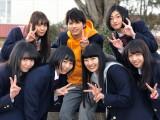 エビ中が主演するドラマ『神ちゅーんず 〜鳴らせ!DTM女子〜』(4月スタート)に板垣瑞生が出演